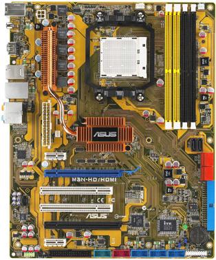 MOTHERBOARD ASUS M3N-HD/HDMI OΛΟΚΑΙΝΟΥΡΓΙO - ΑΜΕΤΑΧΕΙΡΙΣΤΟ