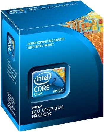 INTEL CORE 2 QUAD CORE Q9650