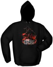 gamerswear for the horde kapu black xl photo