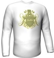 gamerswear godlike longsleeve white m photo