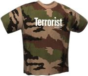 gamerswear terrorist t shirt desert l photo