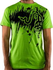 RAZER SEISMIC T-SHIRT - MEN (XL) gadgets   παιχνίδια   t shirts