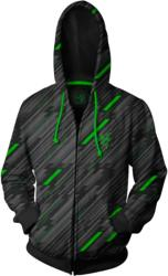 razer lightbringer hoodie men xxl photo