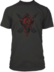 jinx wow horde coat of arms premium tee m photo