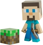 jinx minecraft 15cm steve vinyl figure photo
