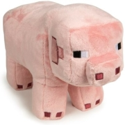 JINX MINECRAFT 30CM PIG PLUSH PINK gadgets   παιχνίδια   lifestyle
