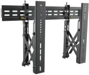 maclean mc 618 tv wall mount 37 70 black photo