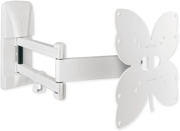 meliconi 480852 slimstyle 200 sdr 26 40 tv wall mount white photo