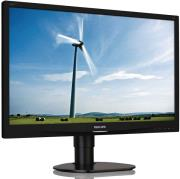 philips 220s4lcb 22 lcd monitor black photo