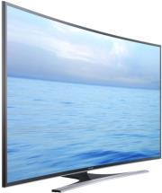 tv samsung ue48ju6550 48 led ultra hd curved wifi photo