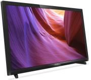 tv philips 22pft4000 12 22 led full hd photo