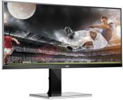 othoni aoc u3477pqu 34 ips ultrawide wqhd with speakers black photo