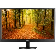othoni aoc e2270swn 215 led full hd black photo