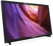 tv philips 24pht4000 12 24 hd ready photo