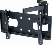 brateck pa 924 heavy duty full motion tv wall mount 32 55  photo