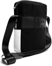 sweet years bag for 100 suede dolce black messenger photo