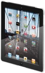 goobay 43098 back cover for ipad 3 transparent photo