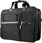 natec nto 0301 ovis laptop carry bag 156 black photo