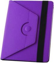 greengo universal case pu for tablet 8 orbi 360 purple photo