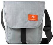 crumpler bag webster sling for tablet 7 9 metallic silver photo