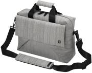 dicotacode 11 130 stylish toploaded notebook carry bag with tablet pocket grey photo