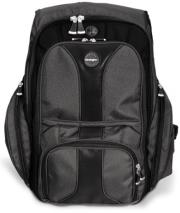 kensington 1500234 contour backpack 160 laptop case black photo