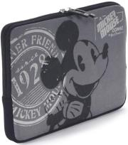 tucano fdm l 154 g sleeve for notebook 154 disney mickey grey photo