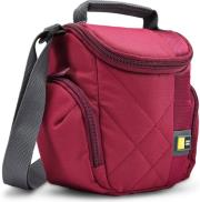 caselogic wmmb 100 wasedo compact system hybrid camera case red photo