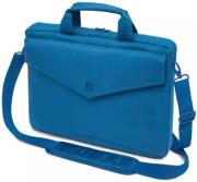 dicota code slim carry case 150 blue photo