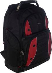 targus tsb23803eu drifter 16 laptop backpack black red photo