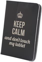 greengo universal case keep calm for tablet 7 8  photo