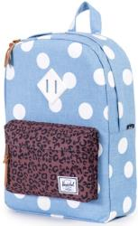 sakidio herschel heritage kids 85l chambray leopard photo