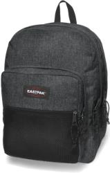 eastpak rinnacle black denim sakidio platis photo