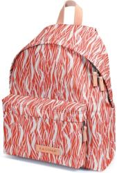 eastpak padded pak r red flames sakidio platis photo