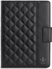 belkin f7n073b2c00 ipad air quilted cover with boost up technology stand black photo