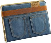 blun universal case for tablets 8 jeans fashion photo