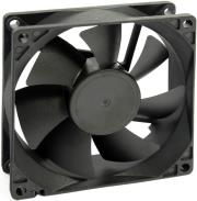 akyga aw 8a bk case fan 80mm black photo