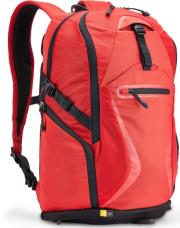 caselogic griffith park 156 laptop backpack red photo