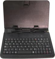 rebeltec ks7 tablet case with keyboard 7 black photo