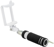 blun mini selfie stick with 35mm cable black photo