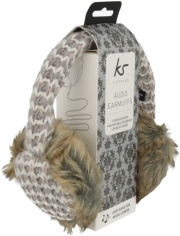 KITSOUND AUDIO EARMUFFS KNITWEAR gadgets   παιχνίδια   lifestyle