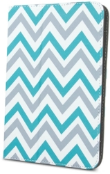 GREENGO UNIVERSAL CASE ZIGZAG FOR TABLET 9-10