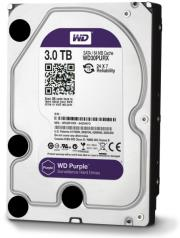 hdd western digital wd30purx purple surveillance hard drive 3tb 35 sata3 photo