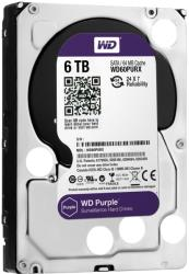 hdd western digital wd60purx purple surveillance hard drive 6tb 35 sata3 photo