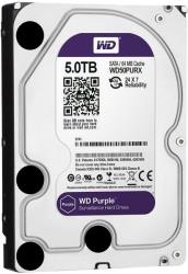 hdd western digital wd50purx purple surveillance hard drive 5tb 35 sata3 photo