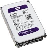 hdd western digital wd80puzx purple surveillance hard drive 8tb 35 sata3 photo