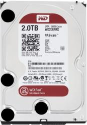 hdd western digital wd20efrx 2tb red nas sata3 photo
