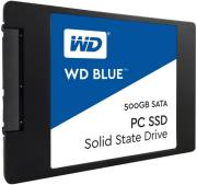 ssd western digital wds500g1b0a 500gb blue pc ssd 25 sata3 photo