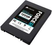 ssd corsair cssd f120gblsb force ls series 120gb 25 ssd sata3 mlc photo