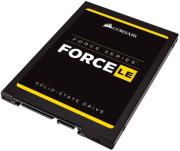 ssd corsair cssd f240gbleb force le series 240gb 25 sata3 tlc 7mm photo